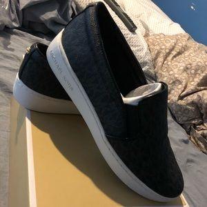 Size 8 Michael Kors Slip-Ons